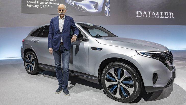 Немецкий Daimler и китайская Geely хотят расширить сотрудничество 1