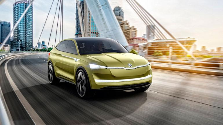 Компания Skoda Auto начнет выпускать электромобили 1