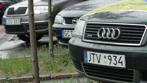 Авто на еврономерах хотят приравнять к электромобилям 1
