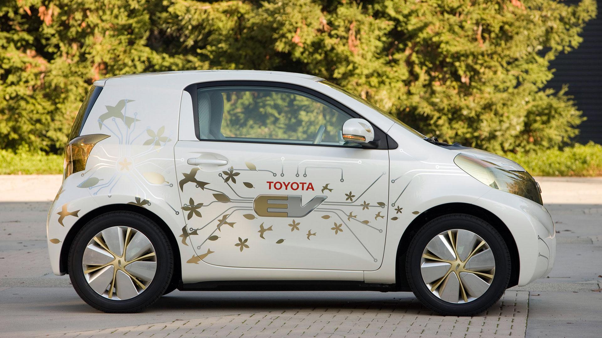 Как Toyota готовится к выпуску электрокаров 1