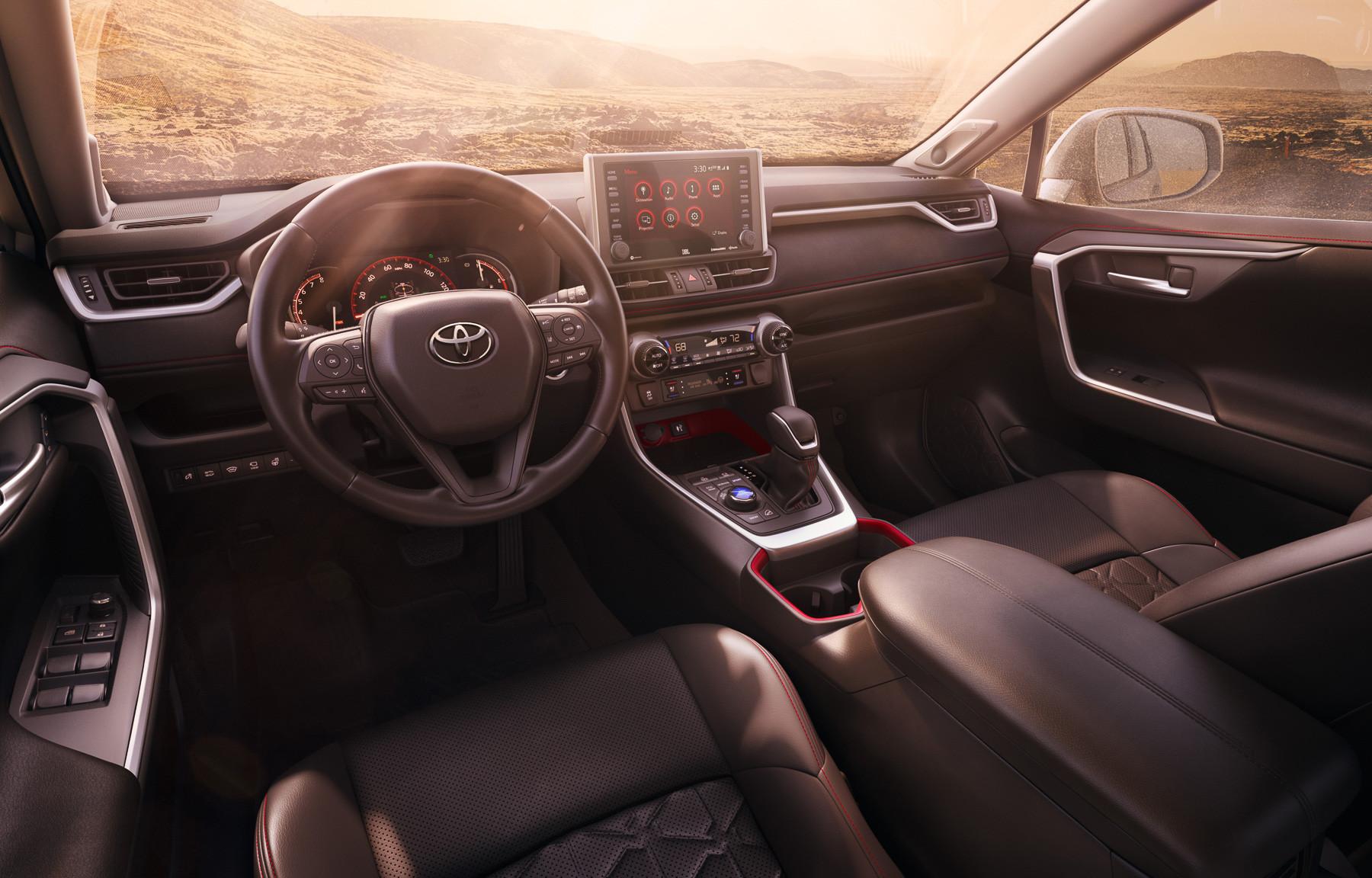 Toyota RAV4: создана «очень внедорожная» версия 2