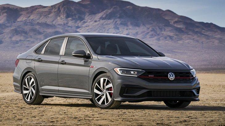 Volkswagen показал заряженную Getta нового поколения 1