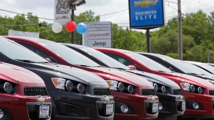 В США ожидают спад продаж на автомобильном рынке 1