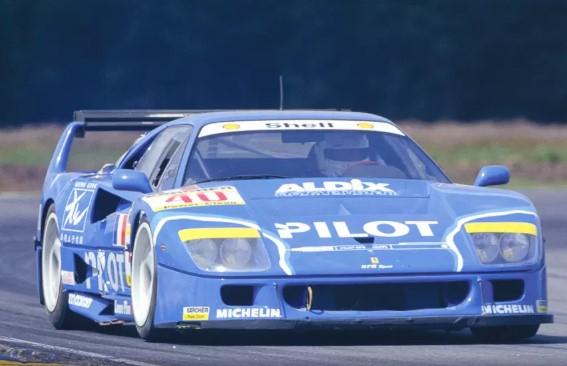 Ferrari из 80-х очень редкой серии ушел с молотка за 4,3 млн евро 2