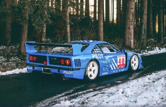 Ferrari из 80-х очень редкой серии ушел с молотка за 4,3 млн евро 3