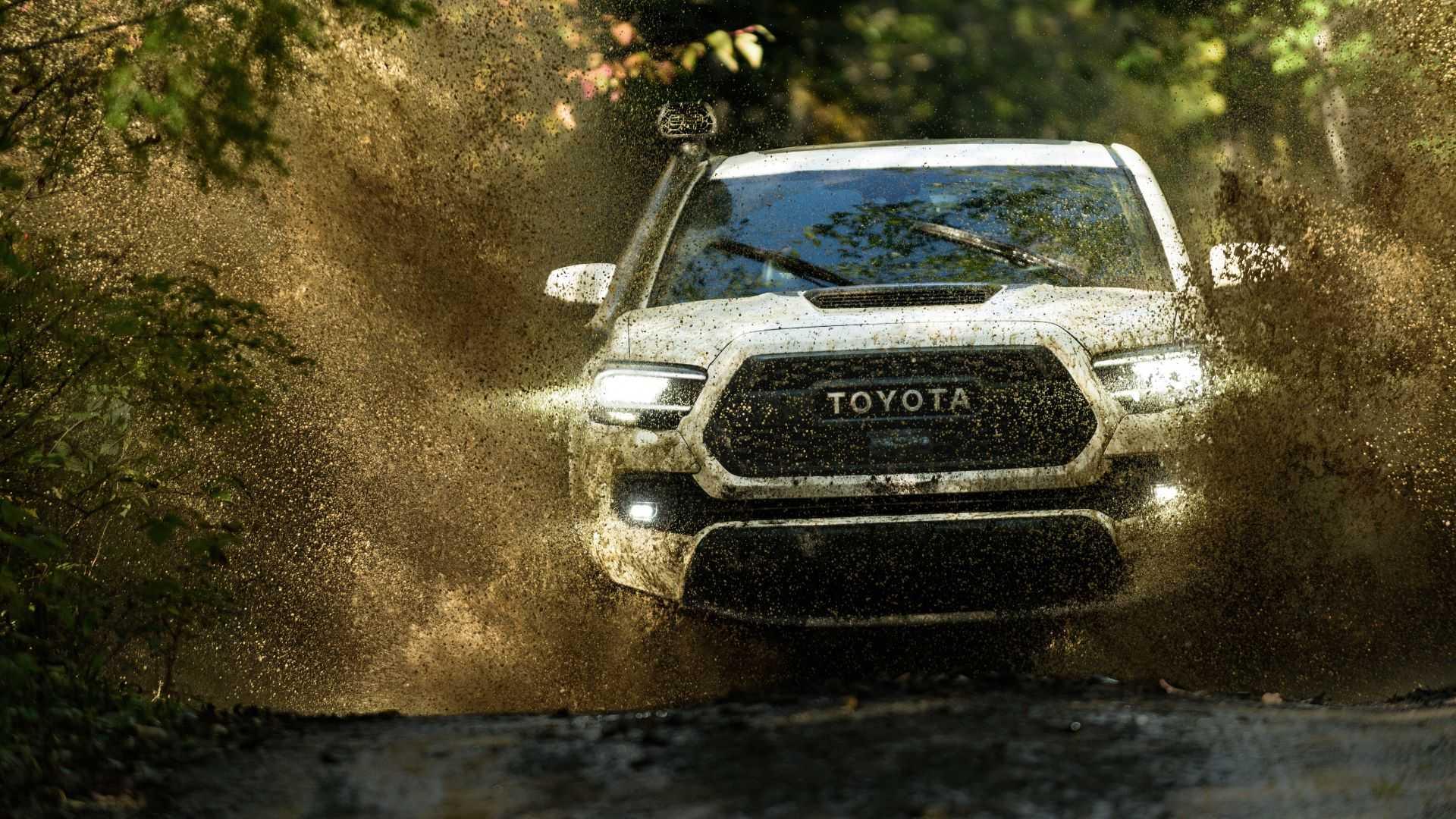 Toyota показала обновлённую Tacoma на шоу в Чикаго 1