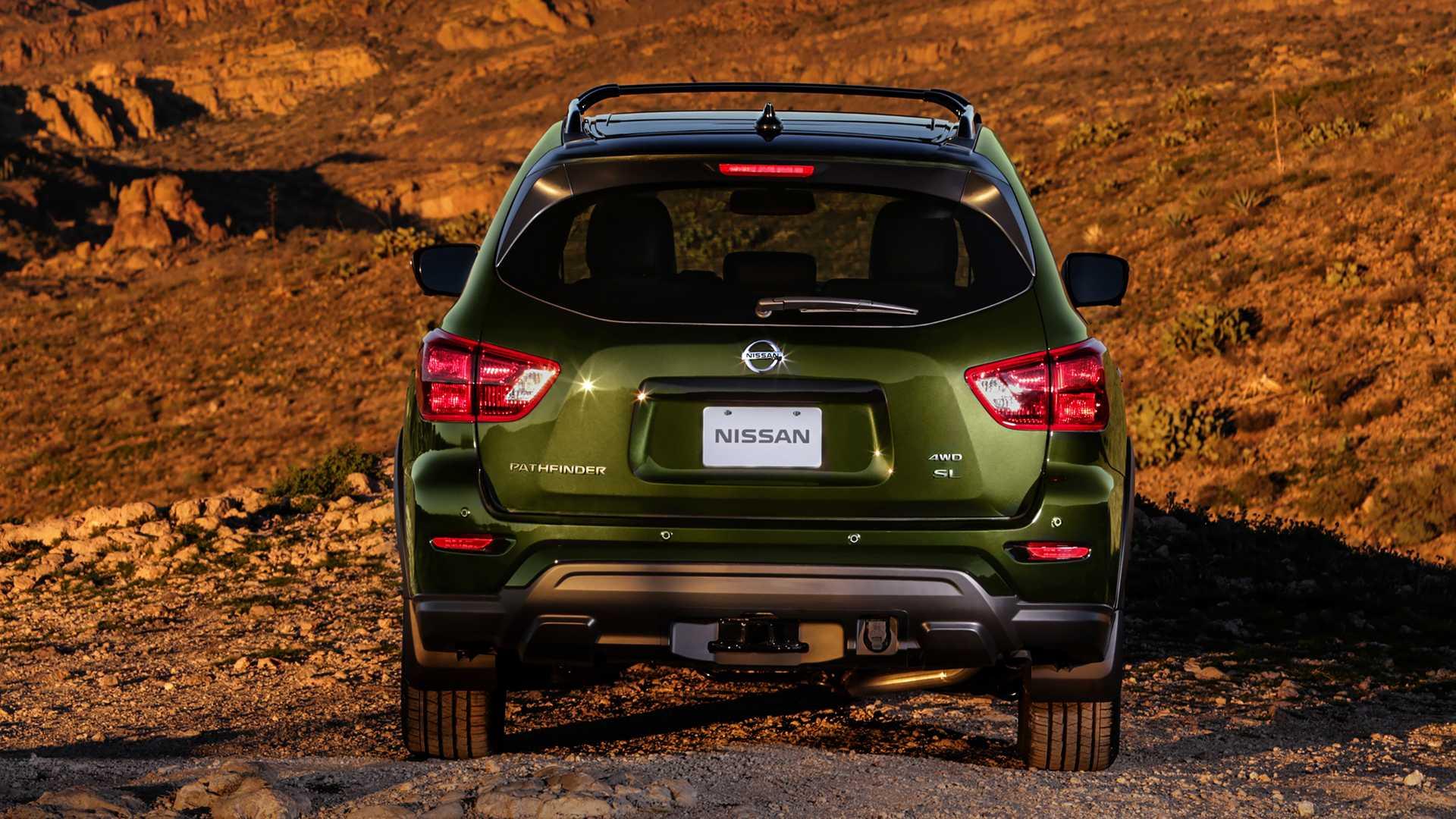 Nissan покажет в Чикаго Pathfinder Rock Creek Edition 2