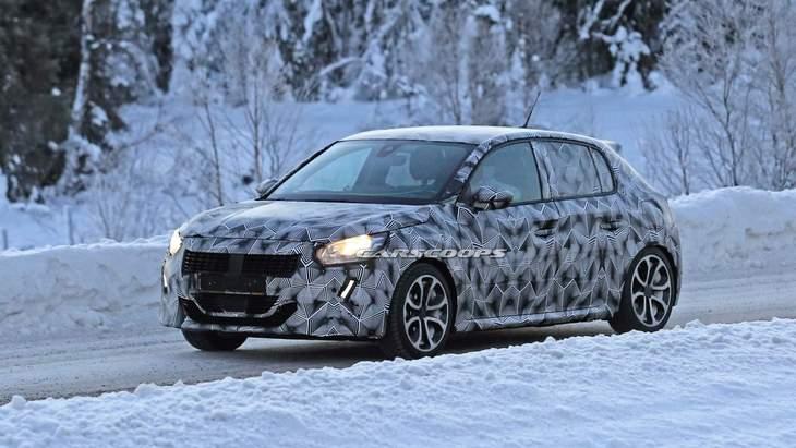 Peugeot представит новый 208-й на автосалоне в Женеве 1