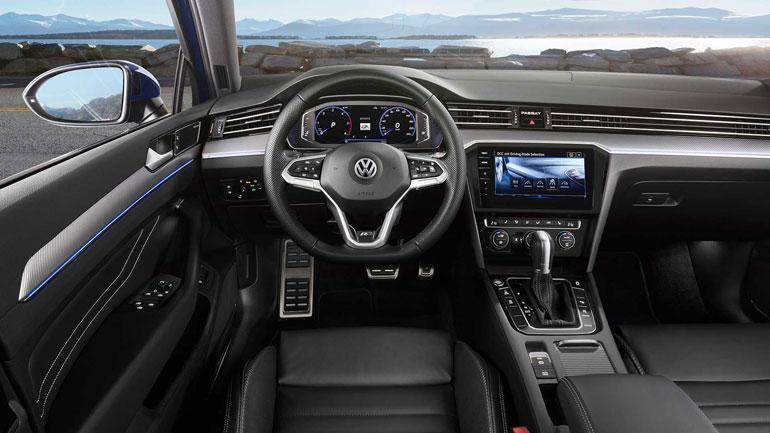 В Гамбурге представили Volkswagen Passat восьмого поколения 2