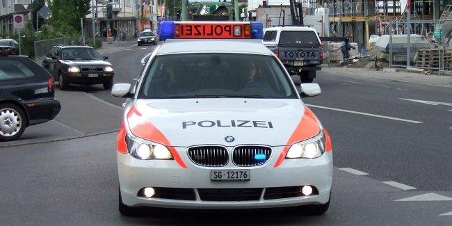 Полицейский получил штраф за превышение скорости во время погони за грабителем банка 1