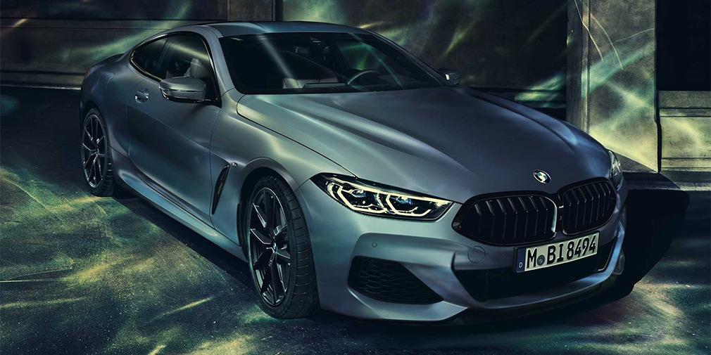 BMW показала первую спецверсию новой 8-Series 1