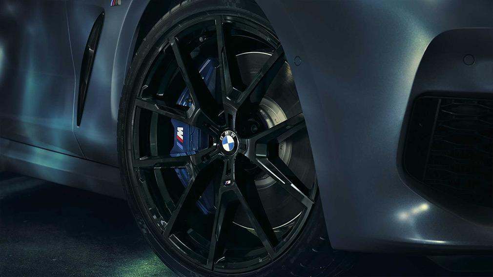 BMW показала первую спецверсию новой 8-Series 2