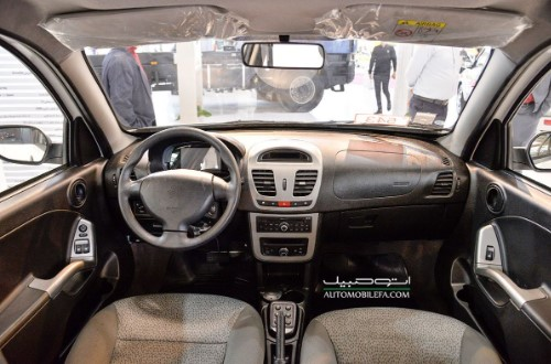Иранцы представили электромобиль на базе Kia 1980-х годов 2