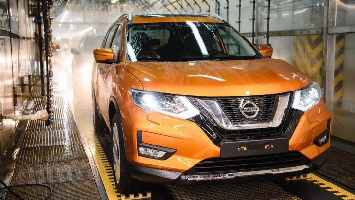 Nissan переносит производство X-Trail из Великобритании в Японию 1