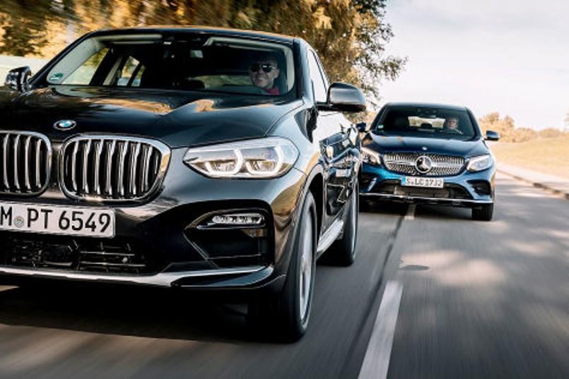 Mercedes и BMW вместе посоревнуются с Google 1