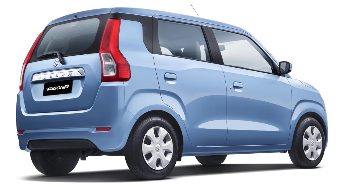 Новый хэтчбек Maruti Suzuki Wagon R показал широту души 2