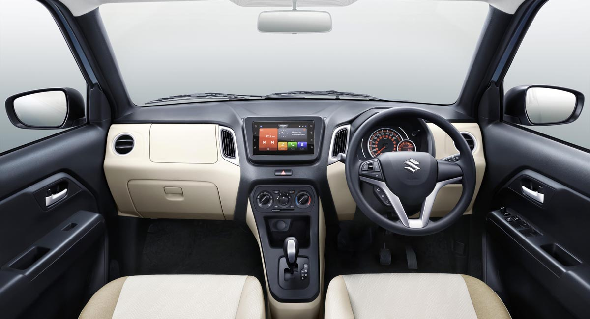 Новый хэтчбек Maruti Suzuki Wagon R показал широту души 4