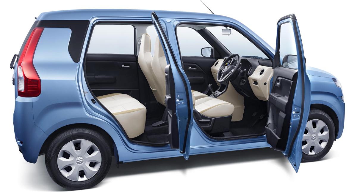 Новый хэтчбек Maruti Suzuki Wagon R показал широту души 3