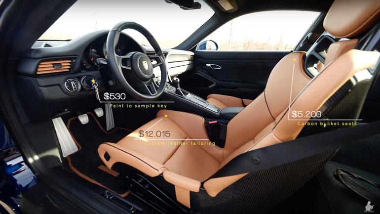 Porsche 911 GT3 получил новую версию Touring 2
