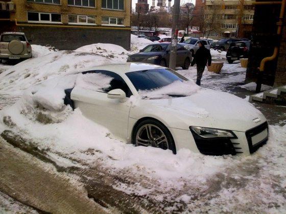 Власти решили, что будут делать с автохламом украинцев 1