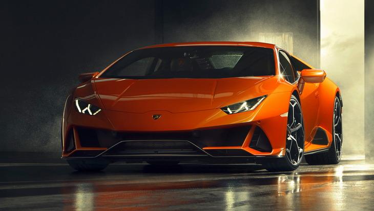 Lamborghini прекратила работу над Huracan Superleggera 1
