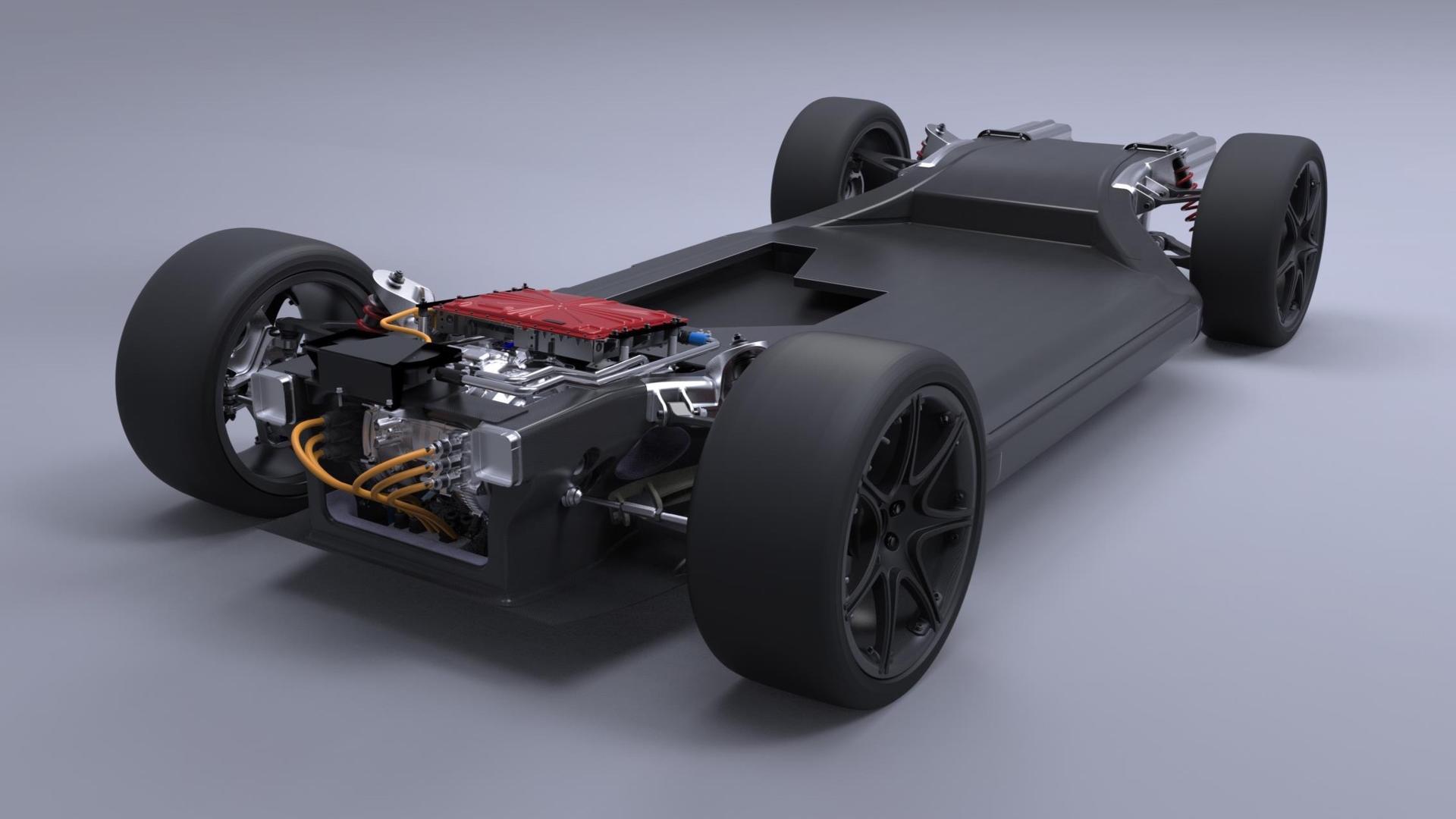 Lotus и Williams совместно построят электрогиперкар 1