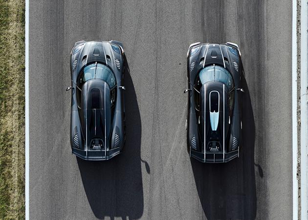 Koenigsegg представит первый суперкар с безвальным мотором 1