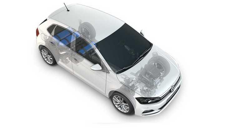 Volkswagen обновил газовые версии Polo и Golf 1