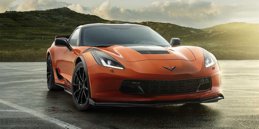Chevrolet подготовил «финальную» версию Corvette для Европы 1