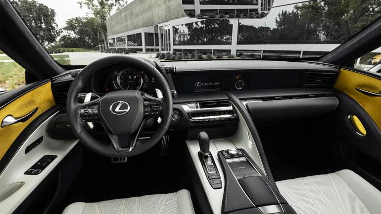 В Чикаго состоится дебют ограниченной серии нового Lexus LC500 2