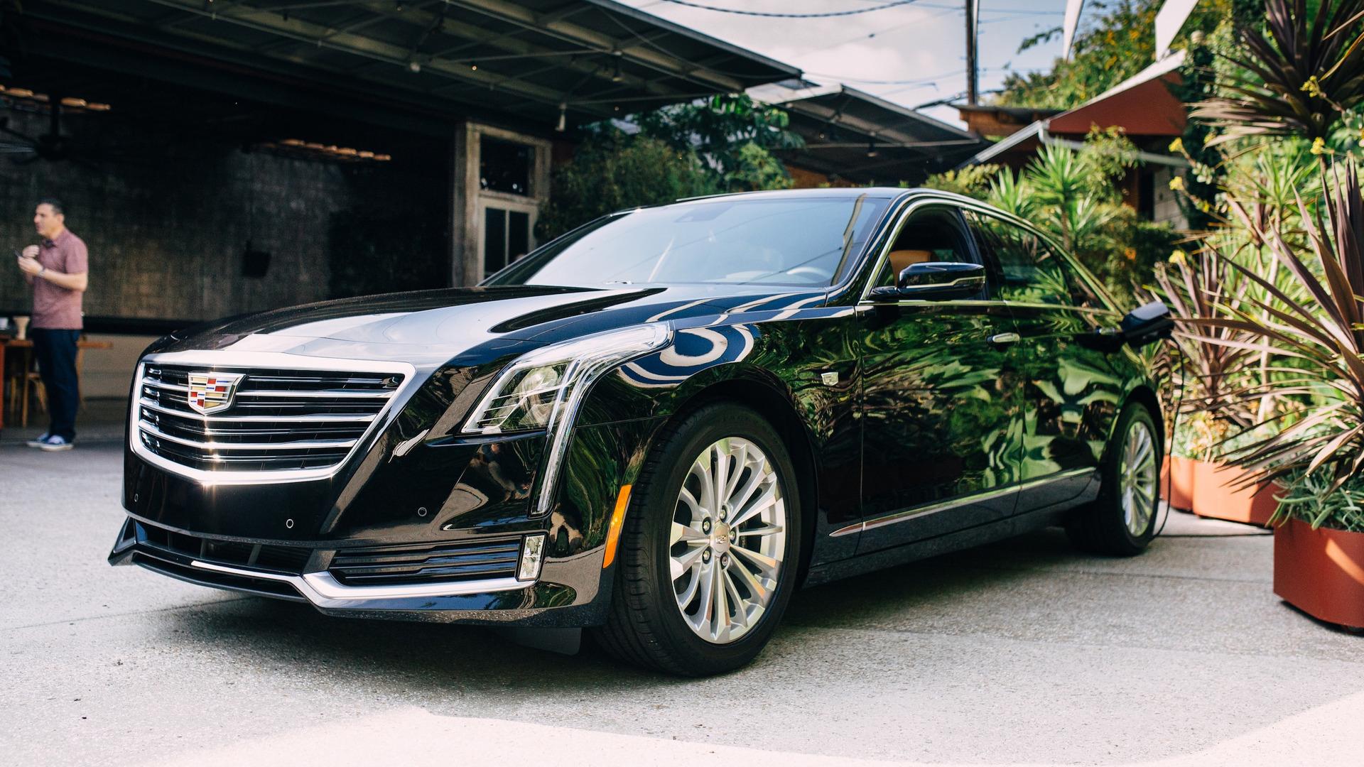 Cadillac может сохранить седан CT6 в Северной Америке 1