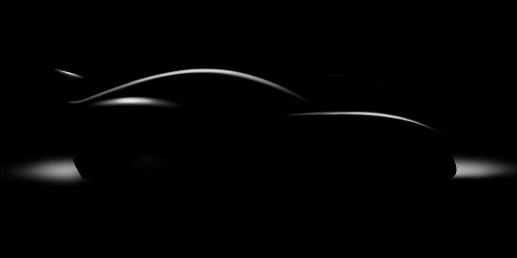 Британская Ginetta выпустит карбоновый 600-сильный суперкар 1