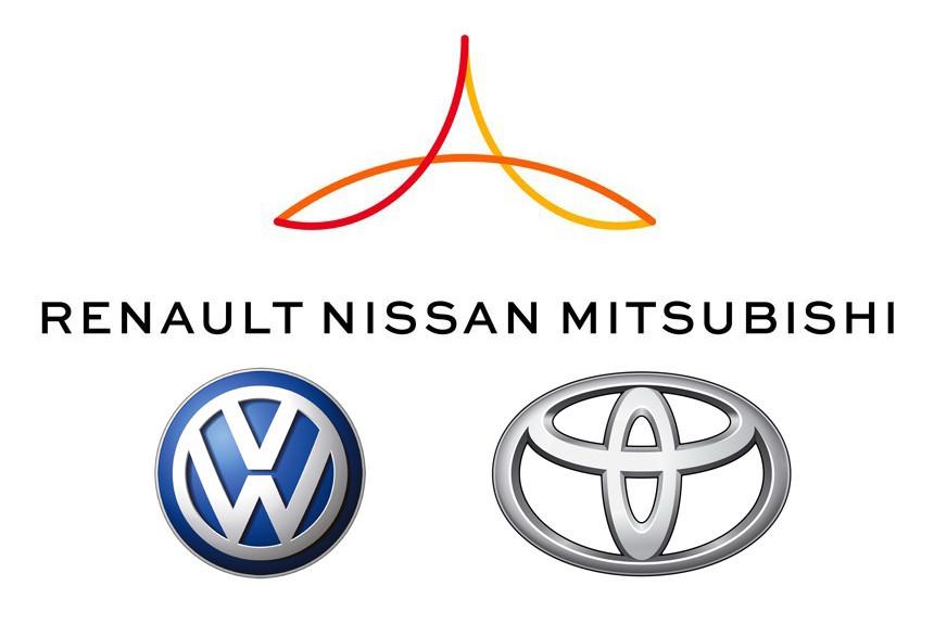 Альянс Renault-Nissan-Mitsubishi вновь стал мировым лидером 1