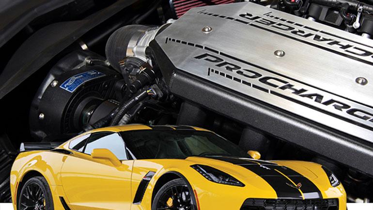 Спорткар Chevrolet Corvette Final Edition вышел в двух модификациях 1