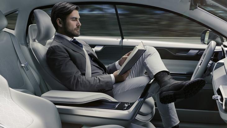 Volvo начнет тестировать автономные автомобили на дорогах Швеции 1