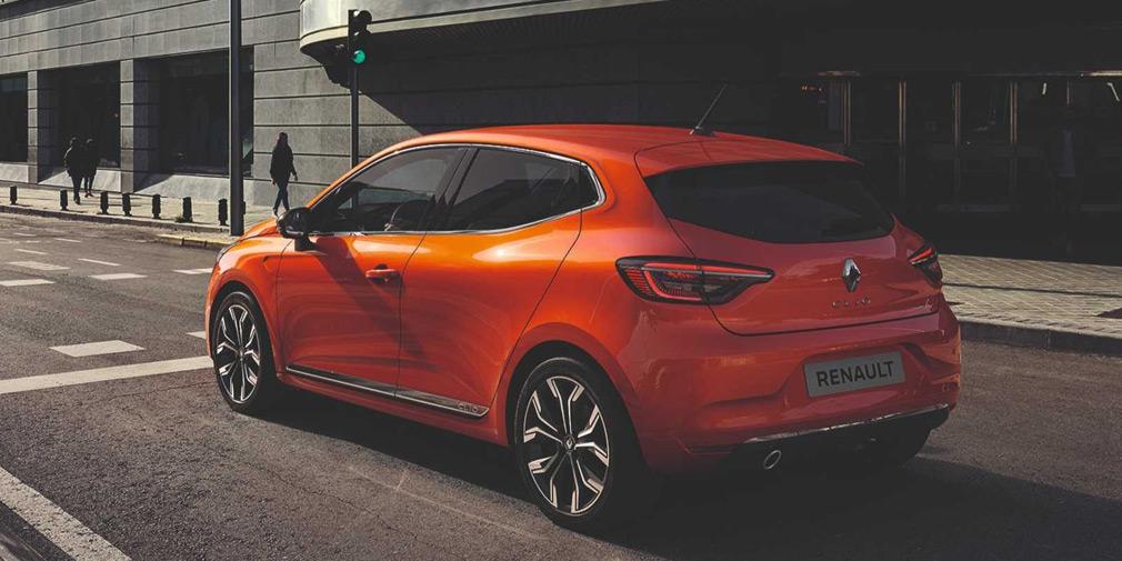 Renault показал Clio нового поколения 2