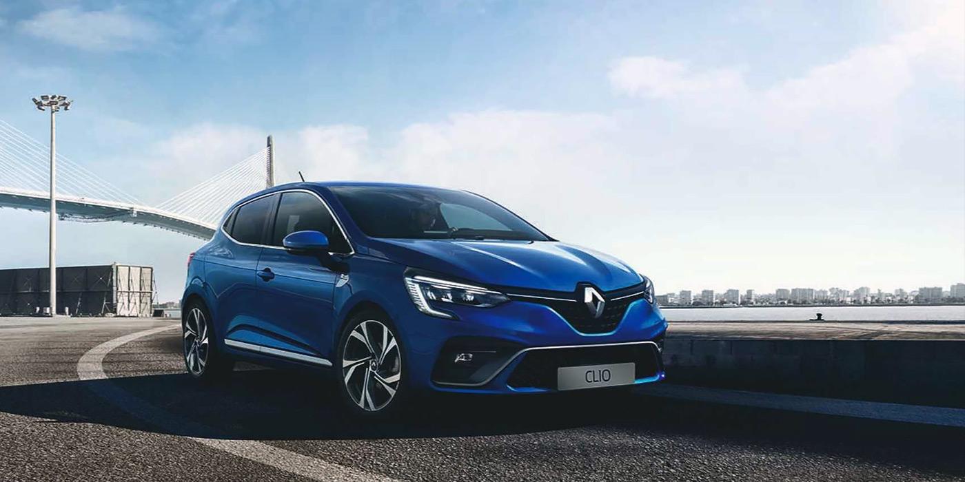 Renault показал Clio нового поколения 1
