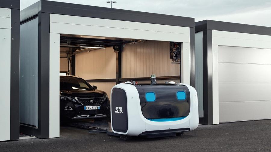 Роботы будут парковать автомобили в лондонском аэропорту 2