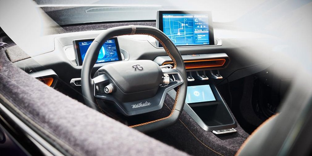 Китайская Aiways привезет на автосалон в Женеву два электрокара 2