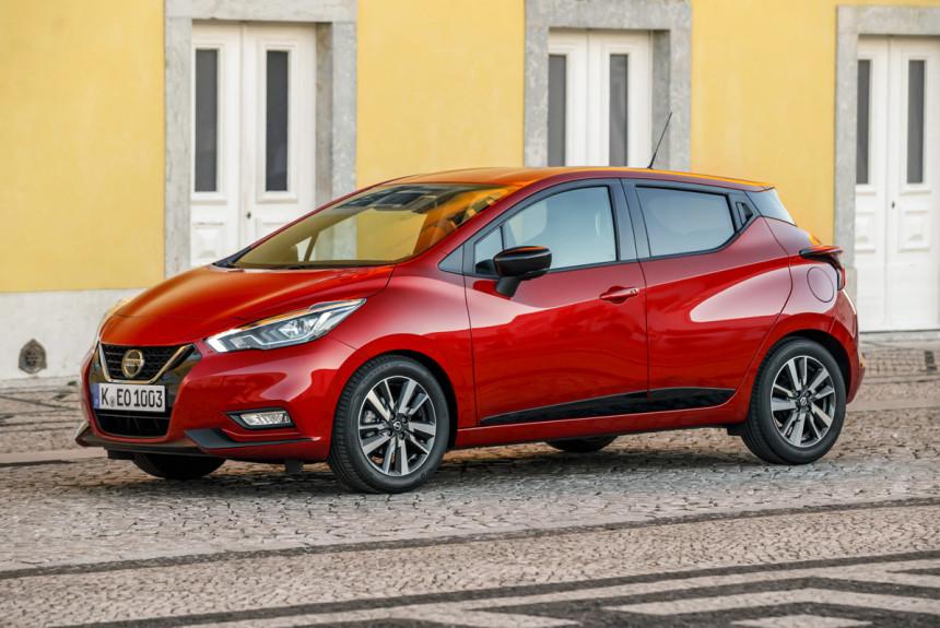 Хэтчбек Nissan Micra получил новые моторы и вариатор 1