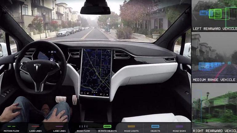 Tesla оснастит автомобили новой системой безопасности 1