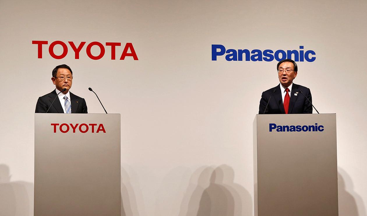 Toyota и Panasonic договорились о совместном производстве аккумуляторов для электромобилей 1