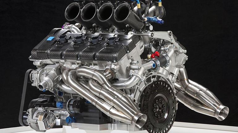 Гибридный Ford Mustang обзаведется мощным V8 1