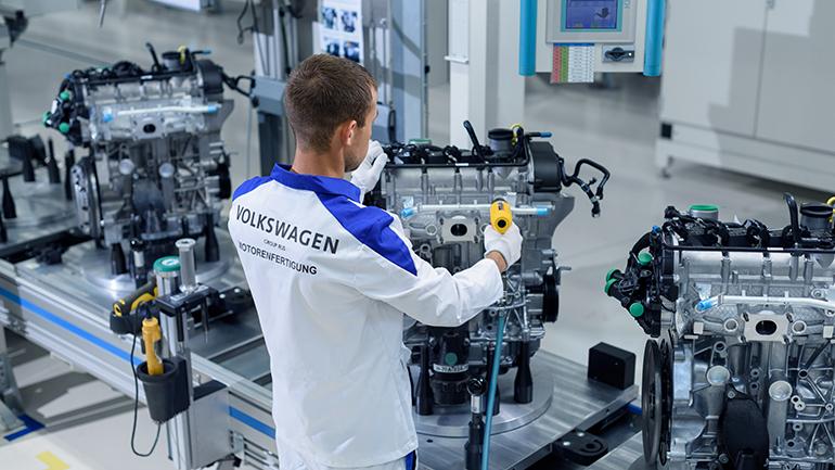 Volkswagen создаст отдельный бренд для производства автокомпонентов 1