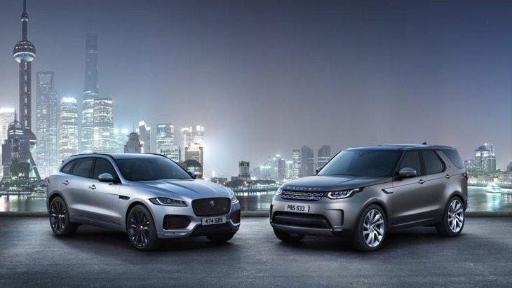 Jaguar Land Rover на неделю остановит производство из-за Brexit 1