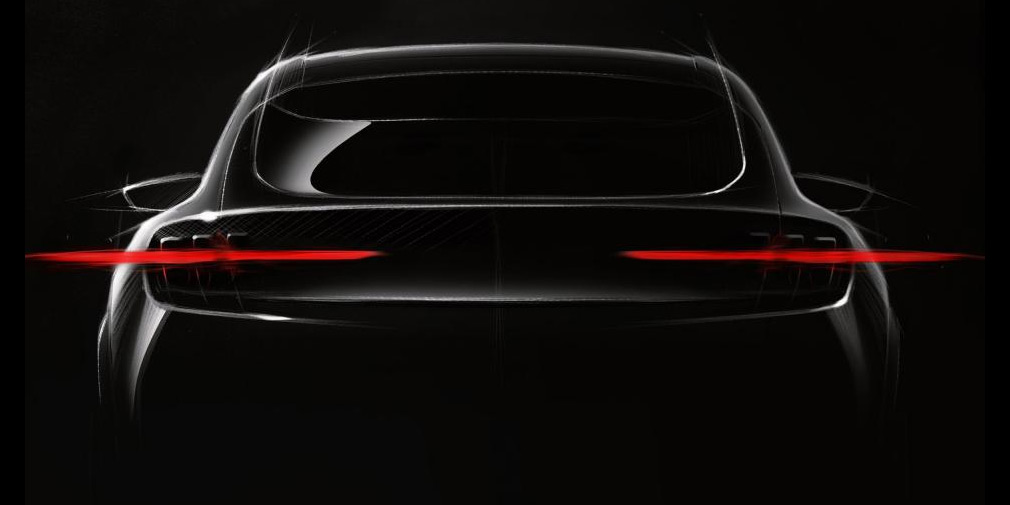 Ford представит электрический кроссовер в этом году 1