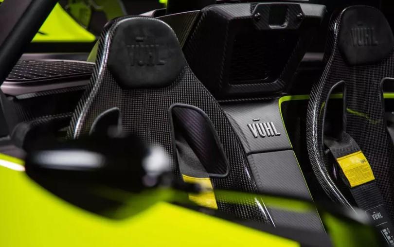 Мексиканцы сделали экстремальный спидстер с удельной мощностью как у Bugatti 3