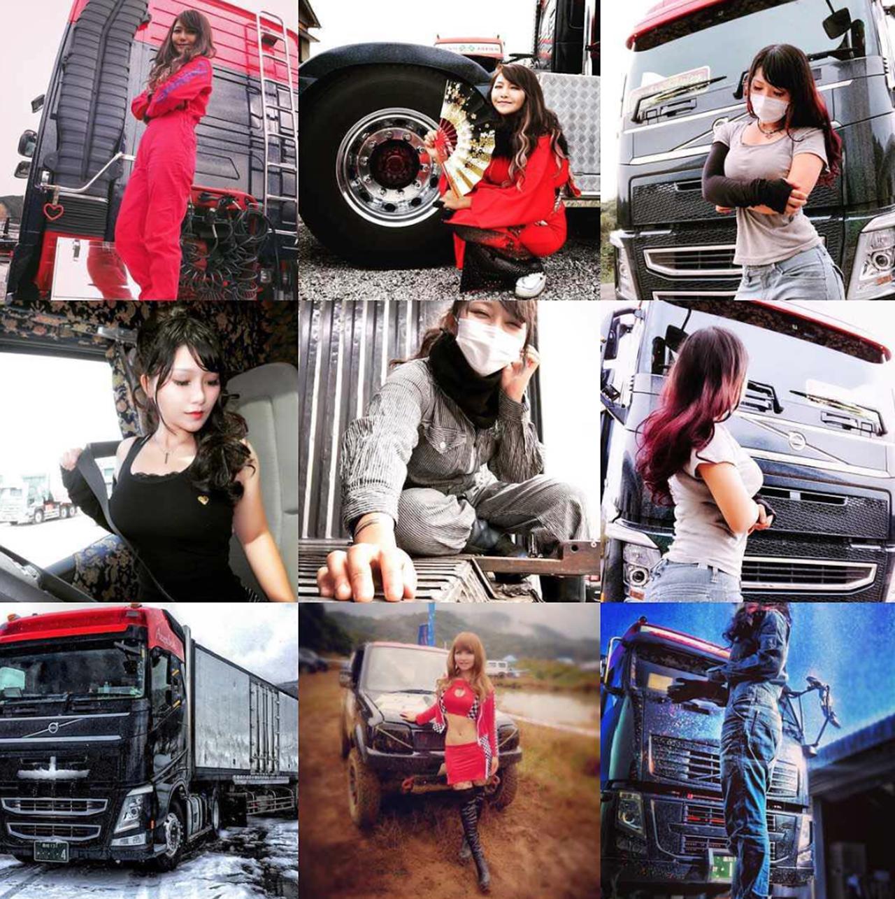 Для самого красивого водителя грузовика нет одежды нужного размера 2