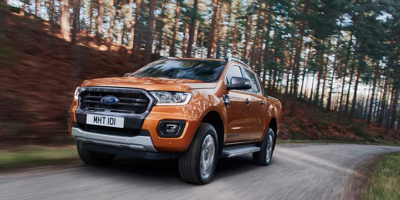 Ford обновил пикап Ranger для Европы 1
