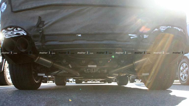 Acura MDX Type S 2020 попался фотошпионам во время тестов 3